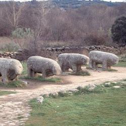 08.- Toros de Guisando