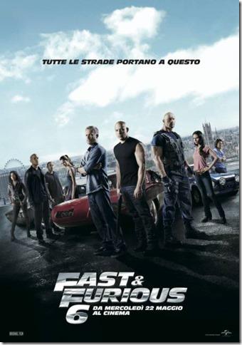 Fast & Furious 6 – La Famiglia