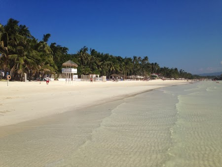 Imagini Filipine: White Beach Boracay
