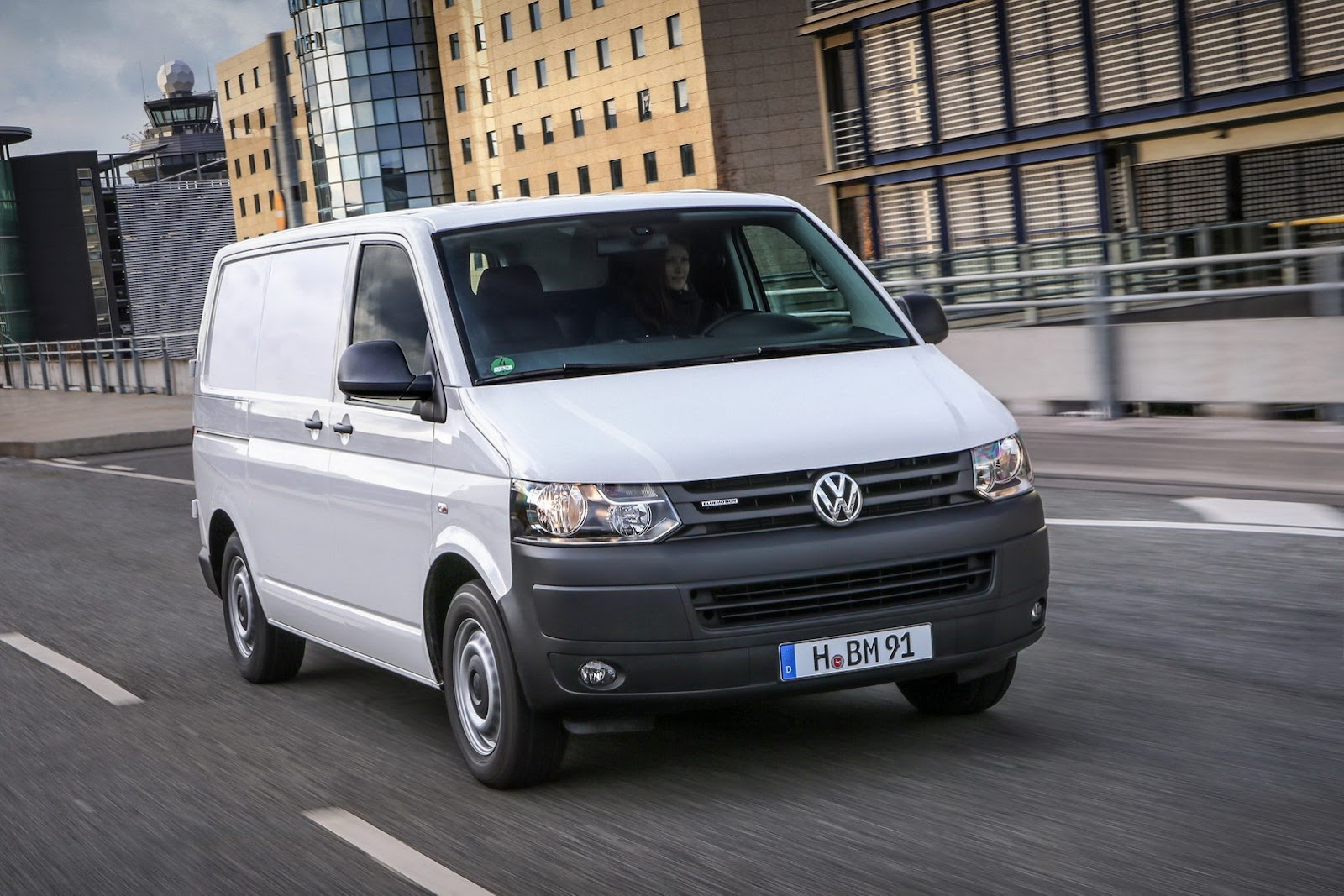 Фото | Volkswagen Transporter T5 BlueMotion