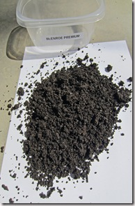 McEnroe compost closeup