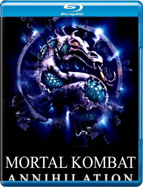 Mortal Kombat Annihilation | �l�mc�l D�v�� 2 | 1997 | 720p BluRay | x264 | DTS | DUAL
