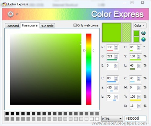 Color Express mboir