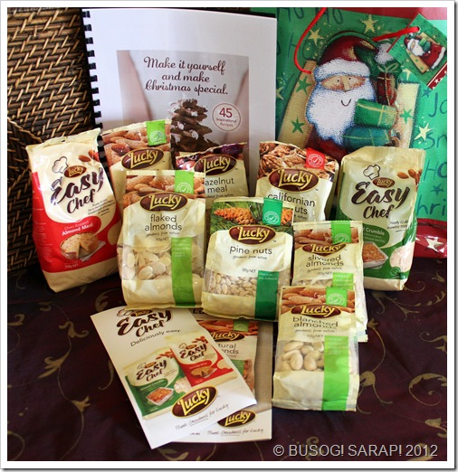 LUCKY GIFT PACK© BUSOG! SARAP! 2012