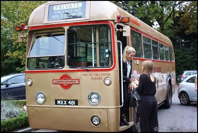 AEC Regal IV Bus