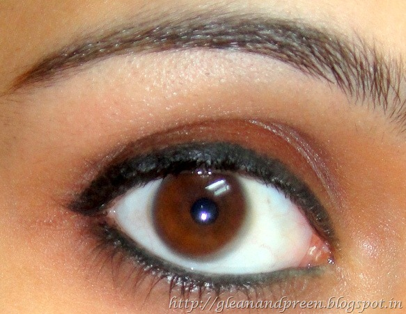 Lakme Eyeconic Kajal - Finish