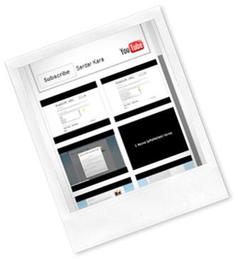 YouTube Kanalı İçin Blogger Eklentisi