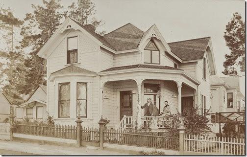 Bertha Abe c 1895