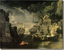 Le Déluge Nicolas Poussin