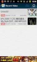 Screenshot of Qloud Media Free