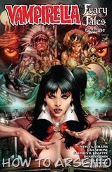 Vampirella Feary Talesa