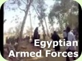 Egyptian Armed Forces Demolish Fences