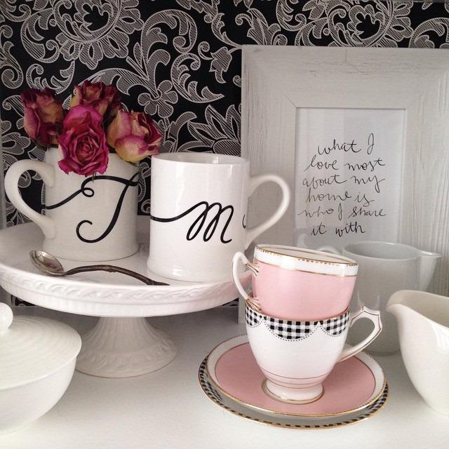 thriftscorethursday thelearnerobserver vintage teacups