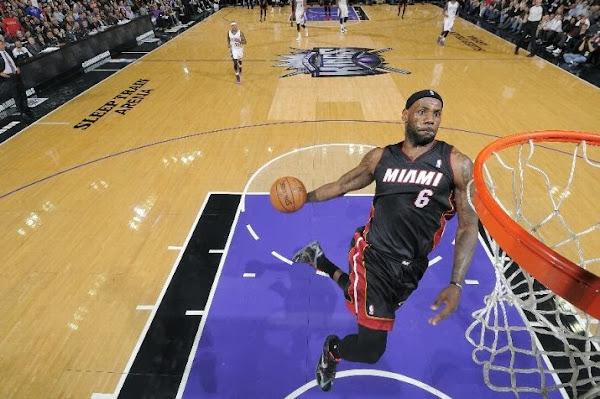 James Takes Flight in Sacramento in new Nike LeBron 11 Away PEs