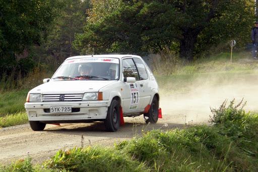 Heino / Peugeot 205 Rallye