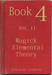 Book 4 Part Ii Magick Elemental Theory