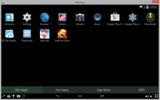 Windroye Emulator Android Selain BlueStacks
