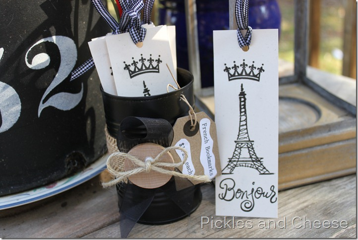 French Bookmarks 052