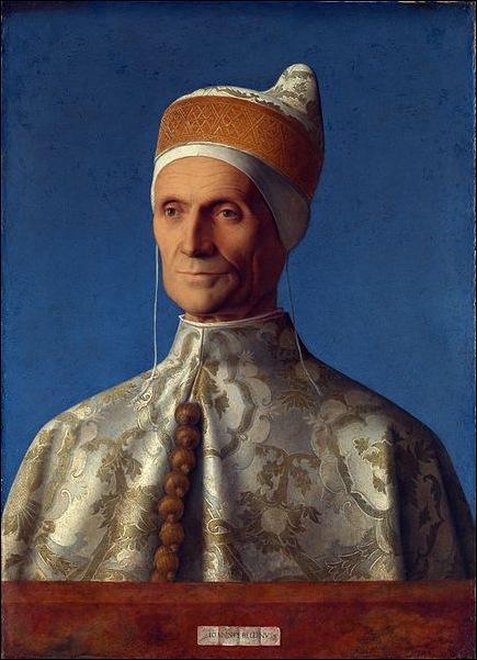 Bellini, portrait du doge