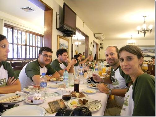 Blogueiros na Bufalo Branco