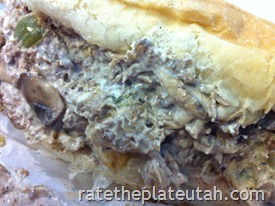 Great Steak &amp; Philly Sandwich