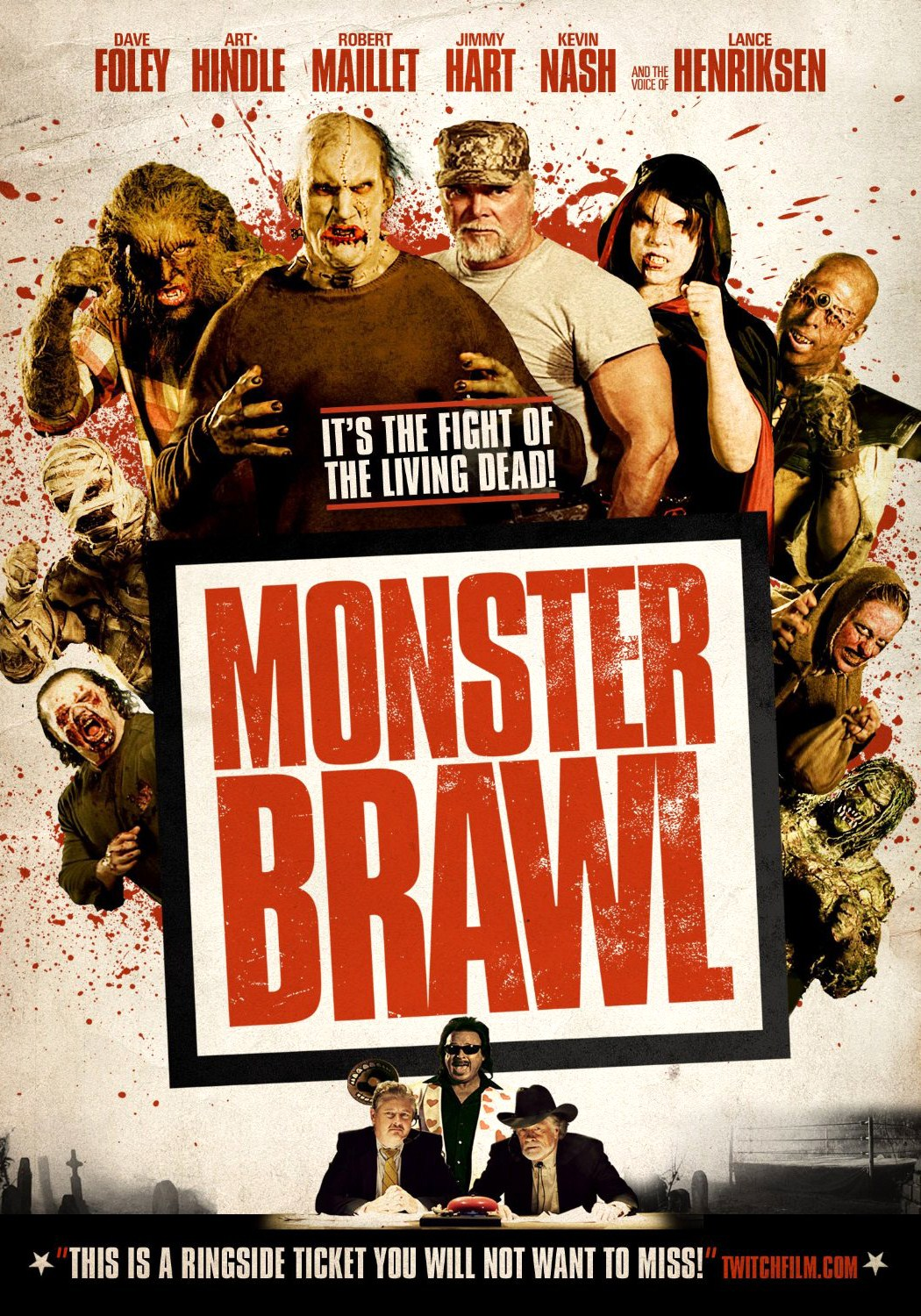 Monster Brawl (2011)