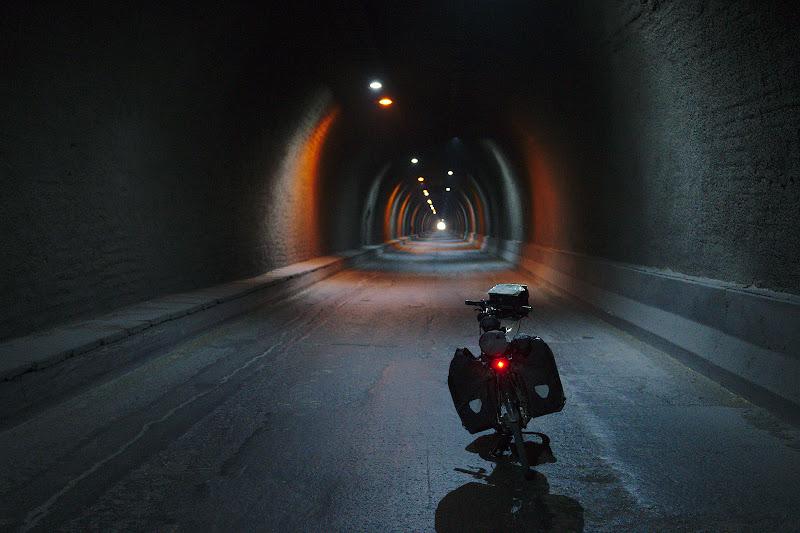Lumina de la capatul tunelului.