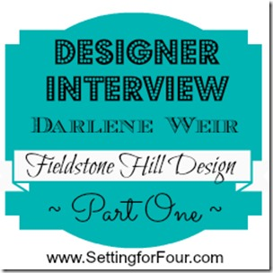 Designer Interview with Darlene Weir - Fieldstone Hill Design at Setting for Four.  Check out the interview here: http://www.settingforfour.com/2013/02/designer-interview-part-one-darlene_28.html #decor #interview #tips