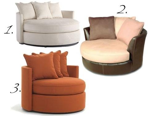 Round Chairs