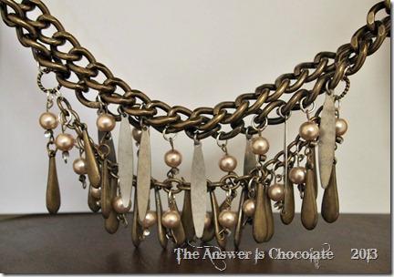 Urban Warrior Pearls and Pendants
