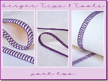 serger tips and tools 2