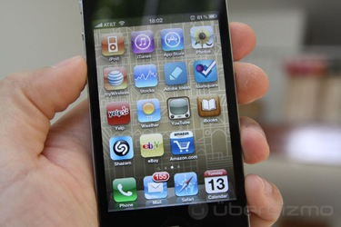 Iphone 4 review 21 user interface