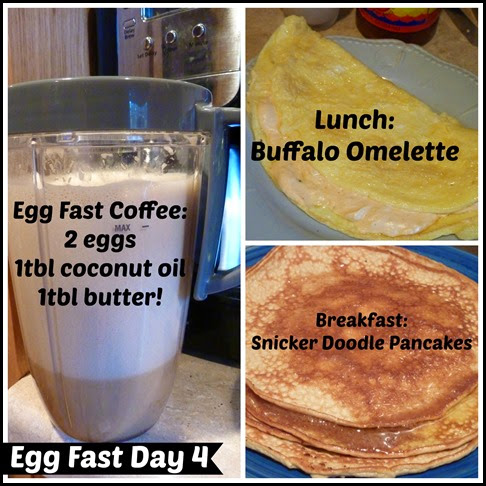 Egg Fast Day 4