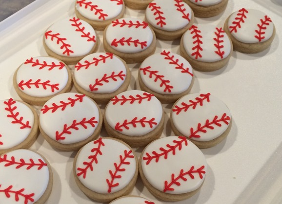 Baseball Cookies 051