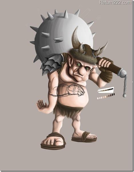troll 25