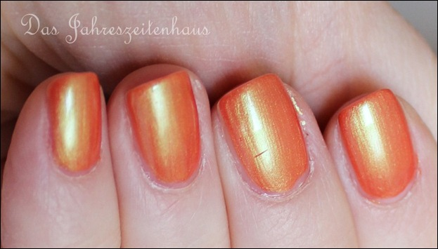 Lackaktion Orange mpk Nails Lachs-effekt 4
