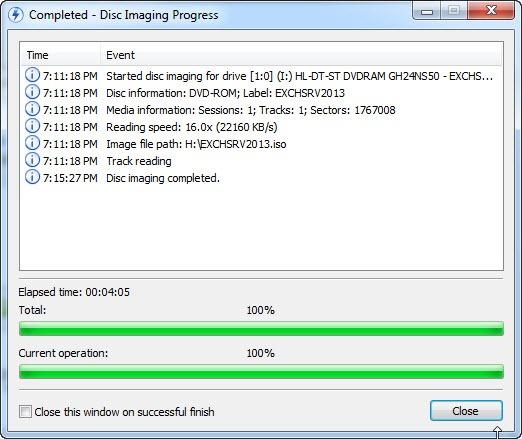 Cara Membuat File ISO Dari DVD Menggunakan DAEMON Tools