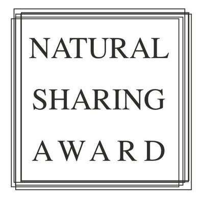 NATURAL SHARING AWARD