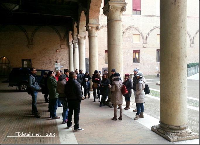"""""""Assalto al Castello Estense"""" di Instagramers Ferrara, Italy, photo1"""