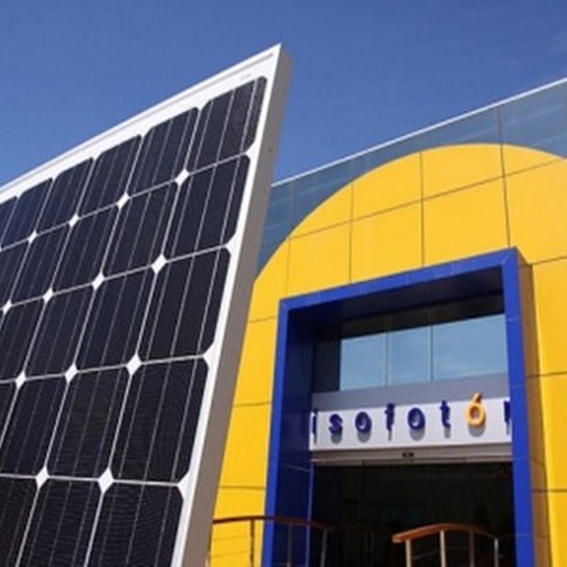 Samsung financia 50 millones de euros a Isofotón, para fabricar células fotovoltaicas