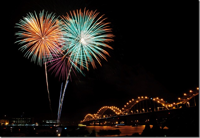 Fireworks 110