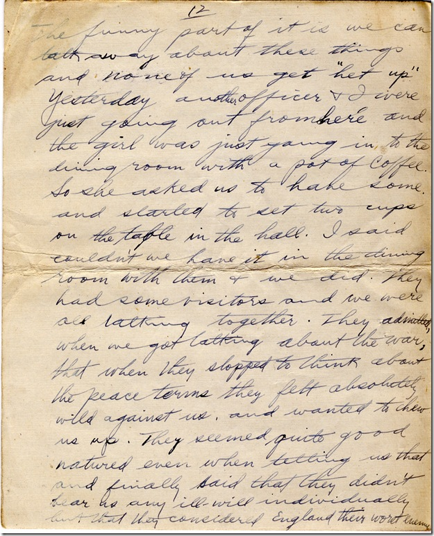 1 June 1919 12