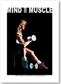 Cover of Michael Hall's Book Mind To Muscle