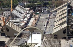 Sambodromo di Rio de Janeiro - Oscar Niemeyer