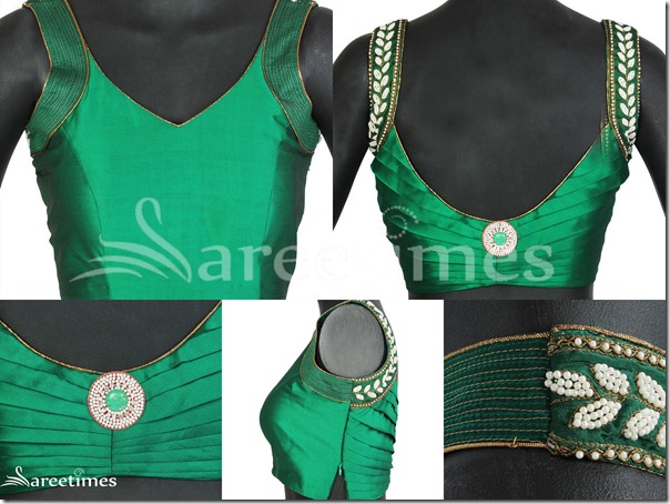Green_Blouse_Factory