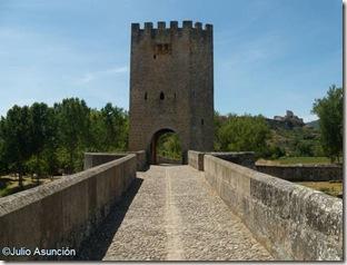 Puente de Frías- Torre central
