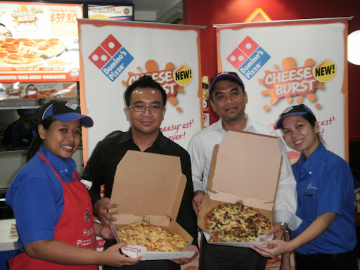 the Physically Active blog: Domino's Pizza Singapore