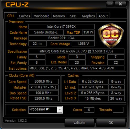 GIGABYTE-OC-CPUz