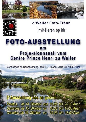 WFf Exhibition