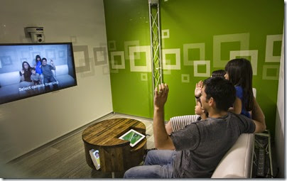 FamilySearch Discovery Center - Video Recording Booth